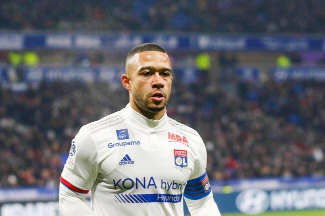 OL : Lyon sans Depay, c'est comme la Juve sans Cristiano Ronaldo