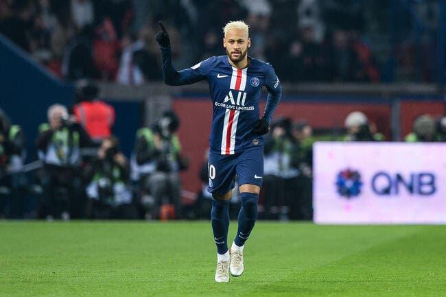 PSG : Neymar élu meilleur joueur du mois de janvier en L1 !