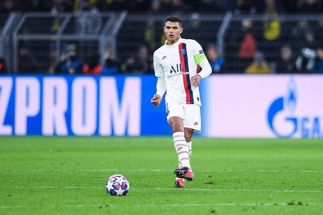 PSG : Thiago Silva prêt à rejoindre Ibrahimovic à l'AC Milan ?