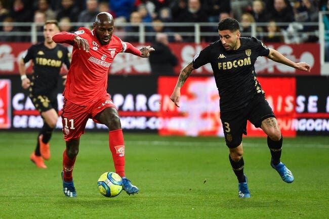 Dijon - Monaco : 1-1