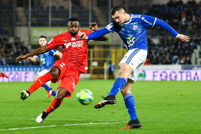 Strasbourg - Amiens : 0-0