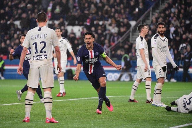 L1 : 4-3, le PSG remporte un match fou contre Bordeaux !