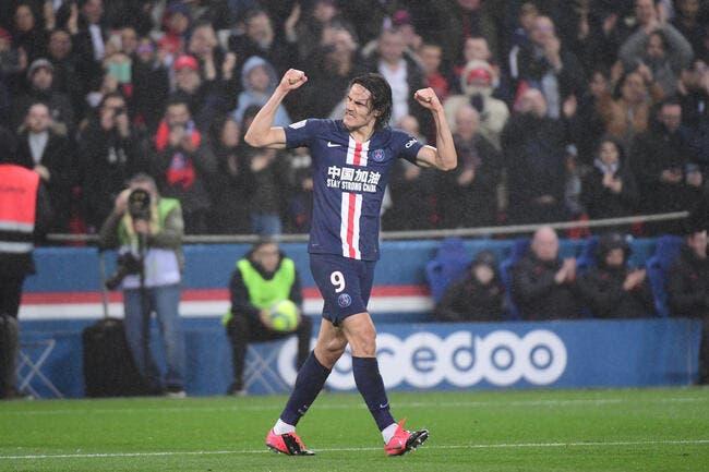 PSG : Edinson Cavani marque son 200e but avec Paris !