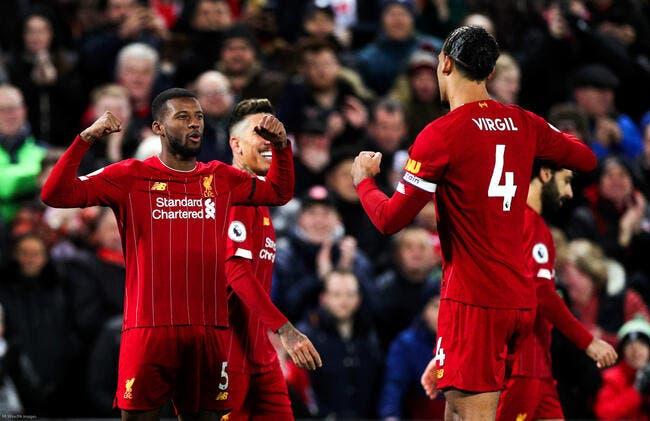 PL : Liverpool a eu chaud mais se rapproche du titre