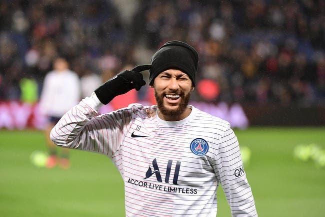 PSG : Neymar disjoncte, Paris le défend quand même