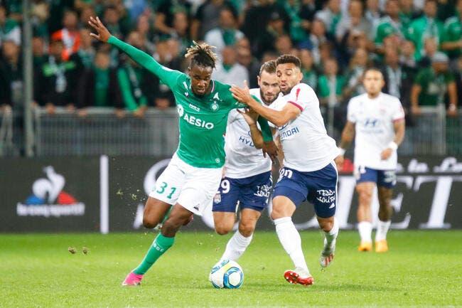 ASSE : Gagner à Lyon pour se sauver, il rêve pour St-Etienne
