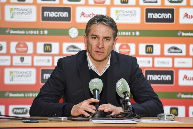 Officiel : le RC Lens vire Montanier, Gourvennec pour le remplacer ?