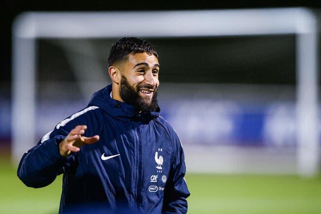Mercato : Nabil Fekir a quitté Lyon, on ne se moque plus