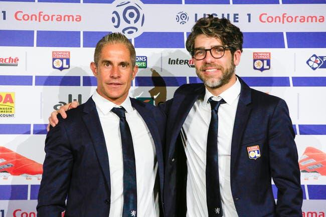 OL : Juninho assume Sylvinho et Rudi Garcia
