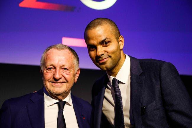 OL : Tony Parker bientôt président de Lyon ?
