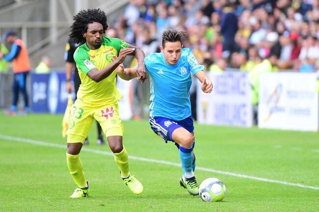 Florian Thauvin, super nouvelle pour l' Olympique de Marseille !