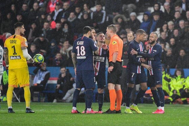 PSG : Neymar suspendu plus d'un match ? Paris prêt à crier au scandale