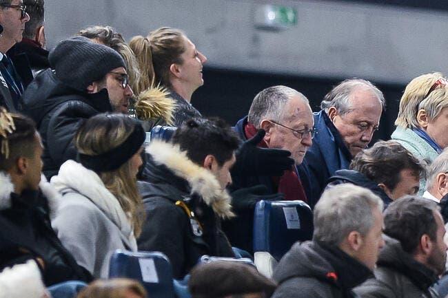 OL : Aulas a peur de la Juventus, pas du coronavirus