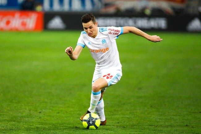OM : Florian Thauvin de retour à l'entraînement collectif !