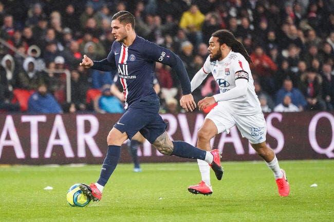 PSG : 70 ME pour Icardi, le Qatar a un énorme doute !
