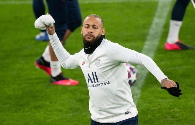 PSG : Neymar aurait refusé de s'entraîner