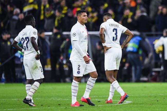 PSG: Paris plus fort sans Thiago Silva, les statistiques ont parlé
