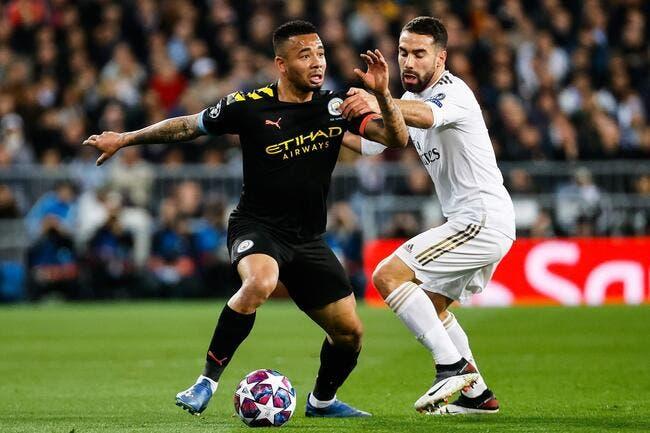 Real Madrid - Man City : 1-2