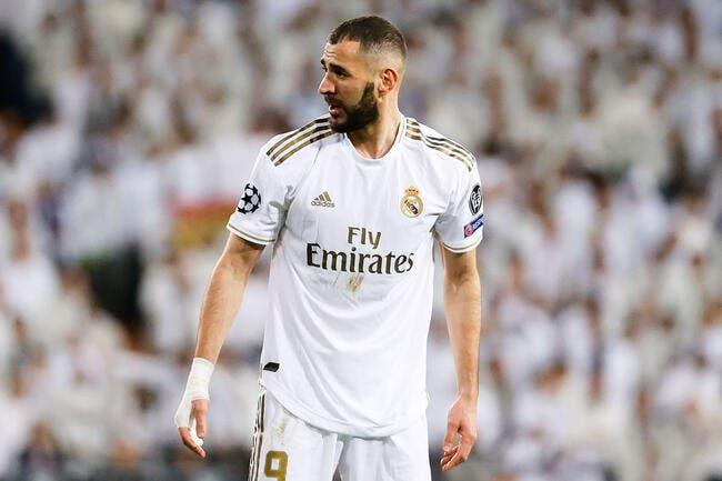 OL : Benzema de retour à Lyon, non ce n'est pas impossible