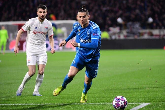 OL : Lyon avait un plan secret contre Cristiano Ronaldo
