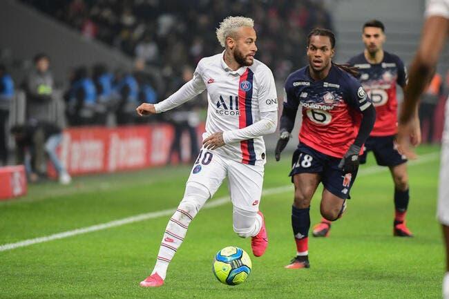 PSG : Double dose d'anniversaire, Neymar bat des records