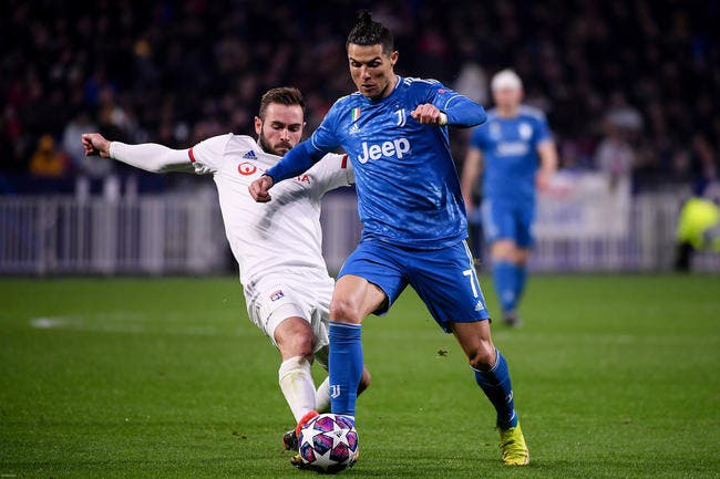OL: Cristiano Ronaldo l'annonce, Lyon va couler à Turin