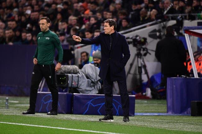 OL : Achever la Juve au retour, Rudi Garcia a déjà son plan