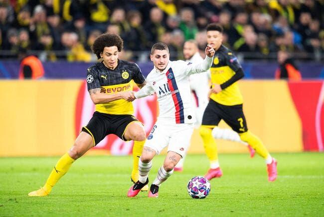 PSG : Celui qui plombe Paris en Ligue des Champions, c'est Verratti