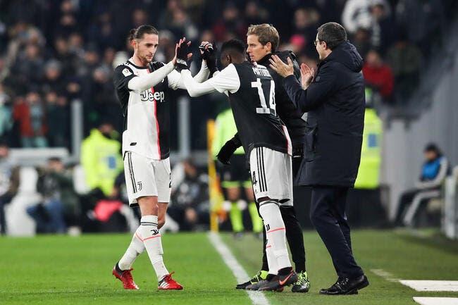 PSG : Une vieille embrouille parisienne ressurgit à la Juventus