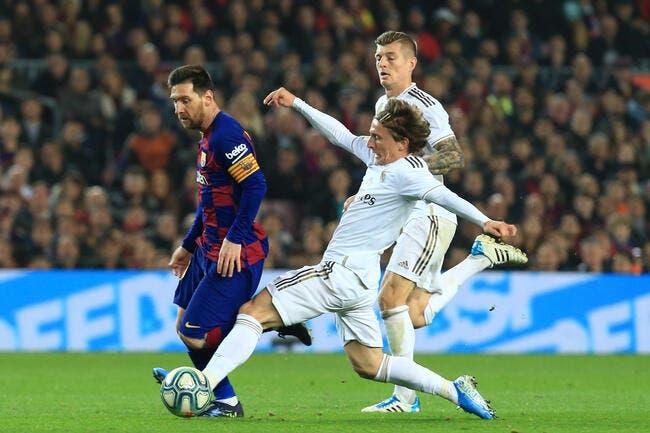 Real-Barça : Le pire Clasico depuis longtemps ?