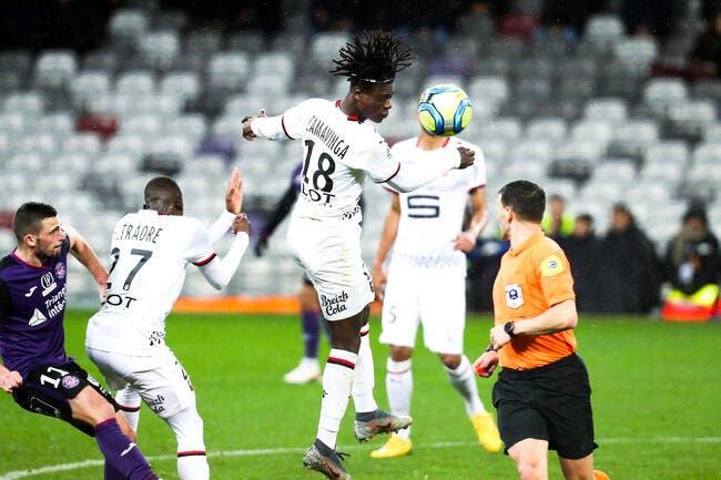 L1 : Rennes ne lâche rien, le TFC et Amiens sombrent