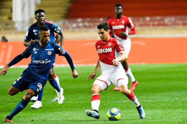 Monaco - Reims : 1-1