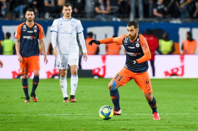 Montpellier - Strasbourg : 3-0
