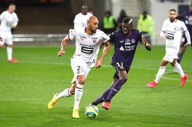 Toulouse - Rennes : 0-2
