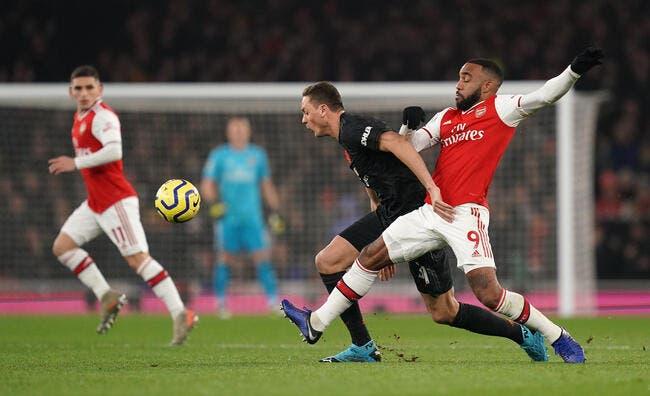 Ang : L'Arsenal d'Arteta fait tomber Man Utd