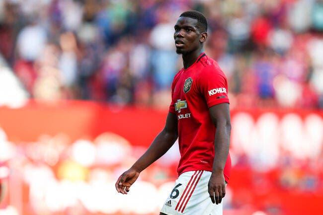 Ang: Marre de Pogba et son agent, Man United ne rigole plus