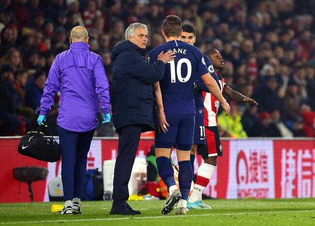PL : L'effet Mourinho fait pschitt à Tottenham