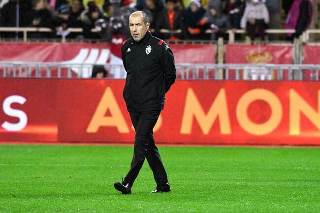 ASM : 15 ME en un an, Jardim se défend d'avoir braqué Monaco