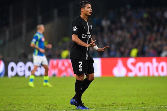 PSG : 60 ME + Thiago Silva = Koulibaly ? Leonardo lance l'opération
