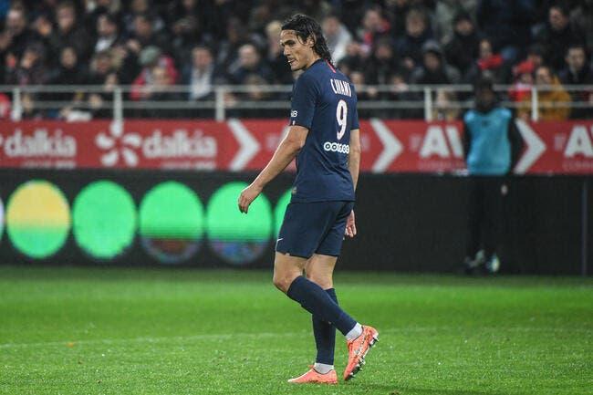 PSG: Leonardo lui offre une prolongation, Cavani l'envoie balader