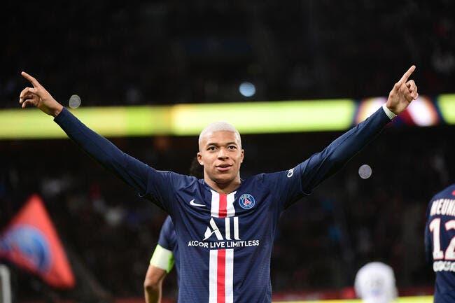 PSG : Ligue des Champions, Euro, JO, Mbappé veut tout en 2020