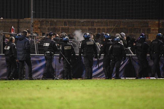 CdF : Le match de Toulouse interrompu à cause des supporters