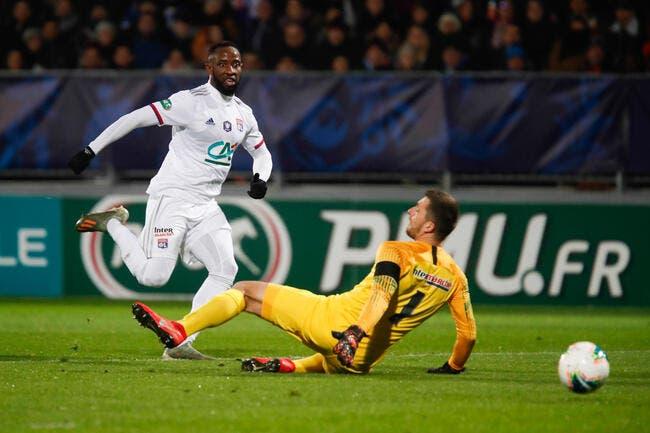 Coupe de France : L'OL étrille Bourg-Péronnas avec un Dembélé XXL !
