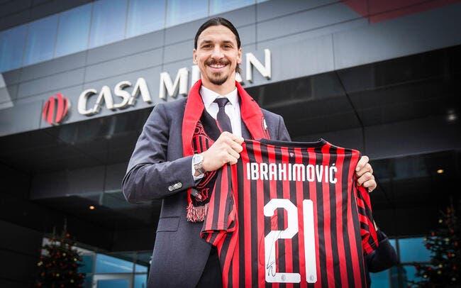 Ita : L'AC Milan et Ibrahimovic salement attaqués par Riolo