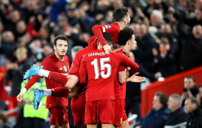 FA Cup : L'équipe C de Liverpool vient à bout d'Everton