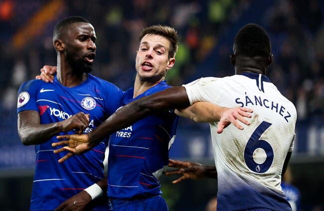 Ang : Tottenham n'a aucune preuve de cris racistes visant Rudiger