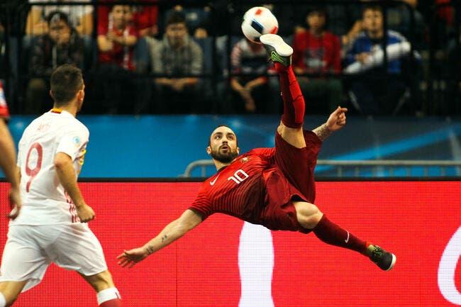 Futsal : Ricardinho star mondiale signe à Paris !
