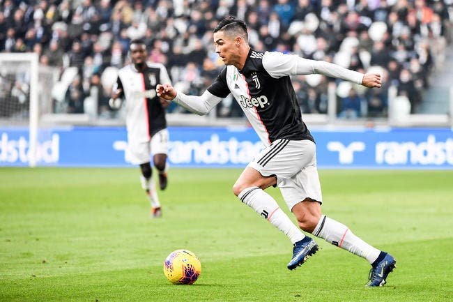 Ita : Cristiano Ronaldo est le roi, sa fève est un triplé !
