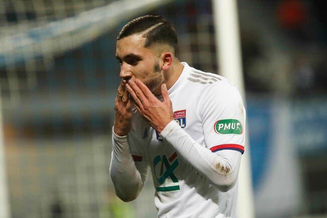 OL : Cherki superstar de Lyon, c'est un grand non !