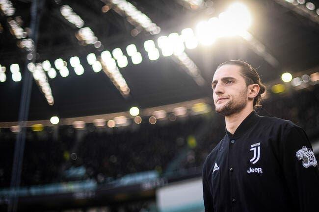 Juventus : Adrien Rabiot met fin aux débats sur son avenir